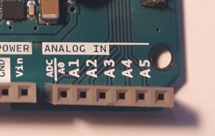 Arduino Andmelogia